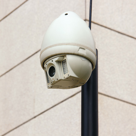 Adding CCTV to homes across London by w8m Ltd