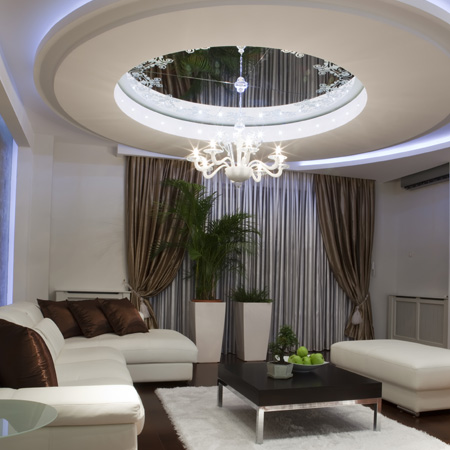 Fusion Designs for Living Rooms from w8m Ltd
