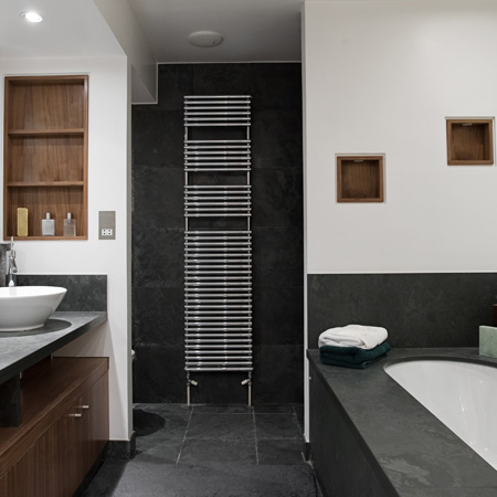 Stone Bathroom Designs from w8m Ltd